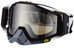 100% Racecraft Goggle abyss black/anti fog mirror